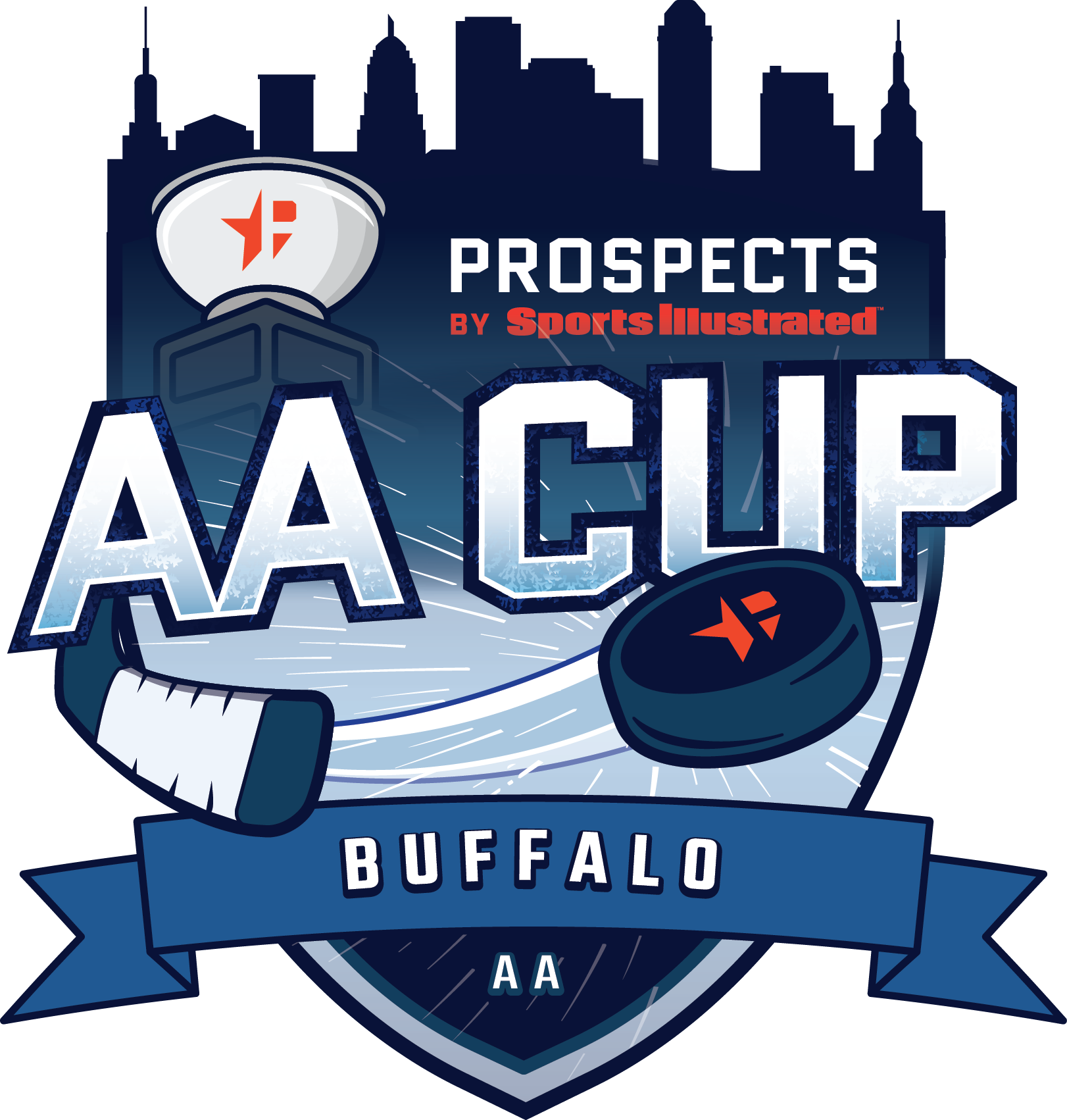 Prospects Cup Series- AA Buffalo logo