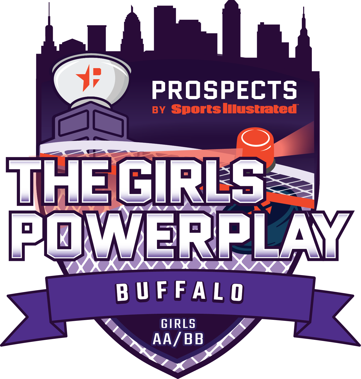 The Girls Powerplay - Prospects Cup Series - CANCELLED logo