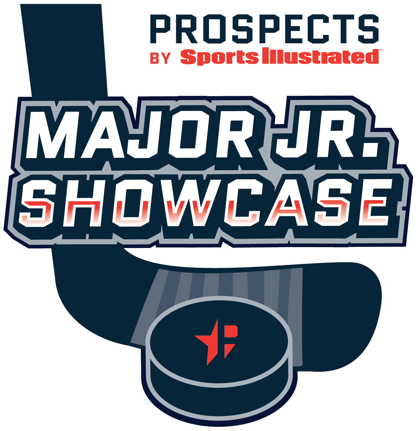 Prospects by Sports Illustrated  Major Jr Showcase logo