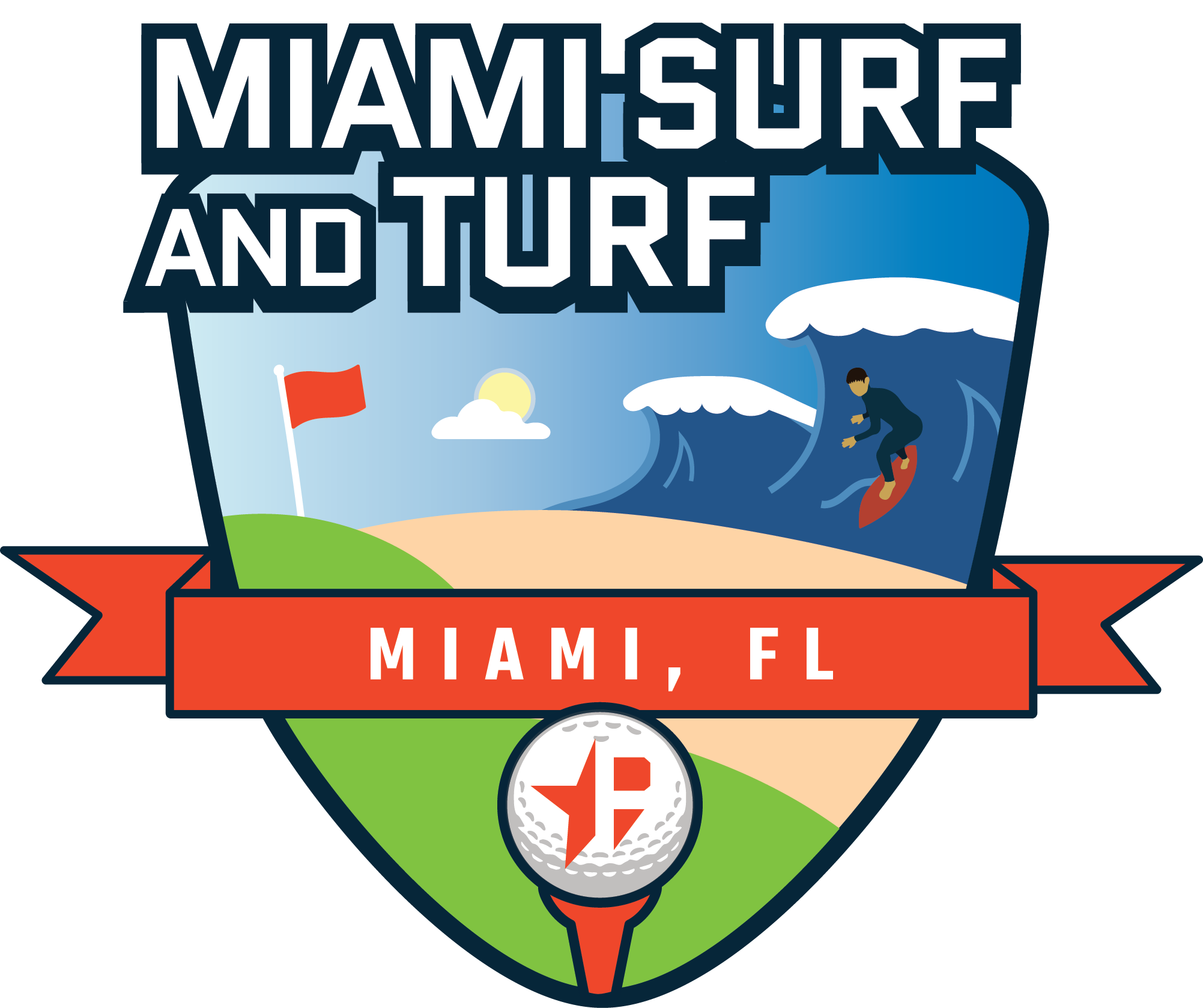 Prospects by Sports Illustrated - Miami Surf N' Turf logo