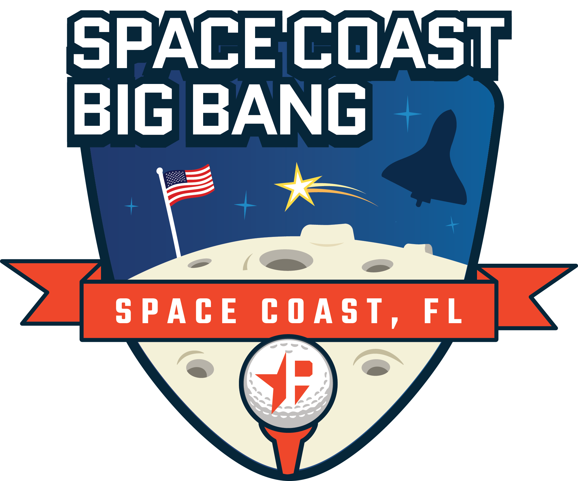 Prospects by Sports Illustrated Space Coast Big Bang logo