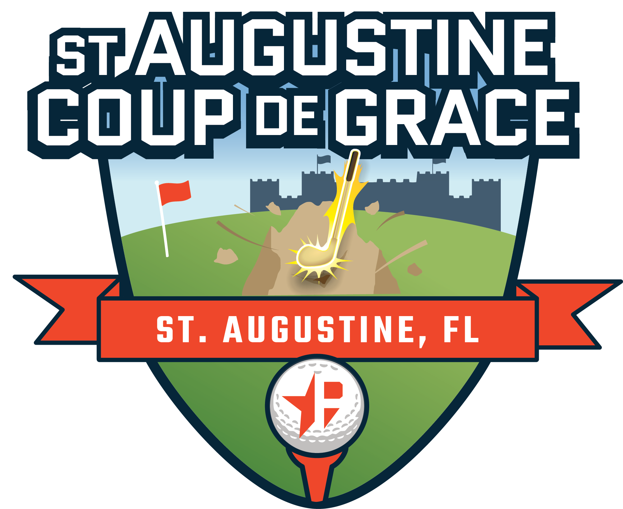 Prospects by Sports Illustrated St. Augustine Coup De Grace logo