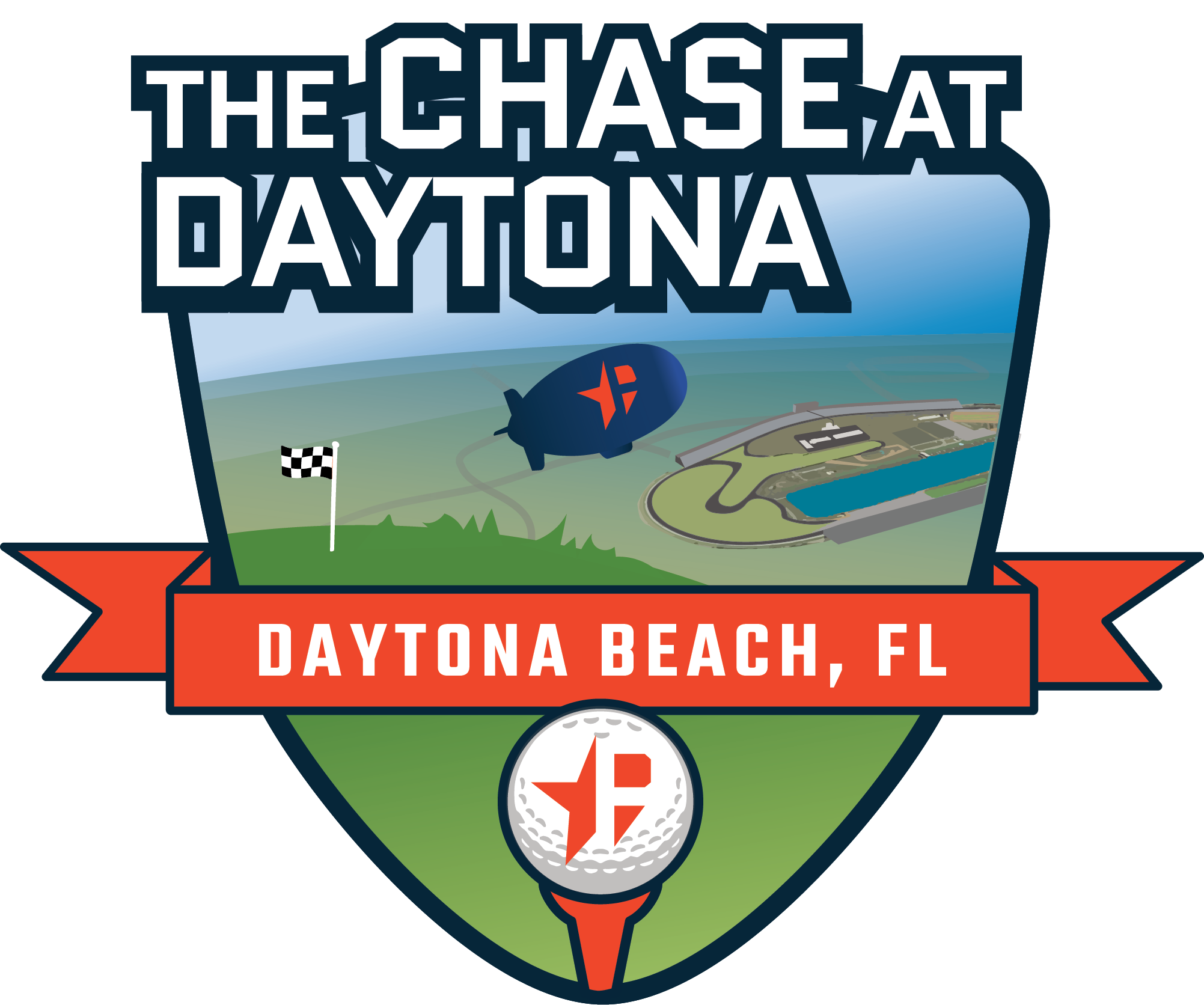 Prospects by Sports Illustrated The Chase at Daytona logo