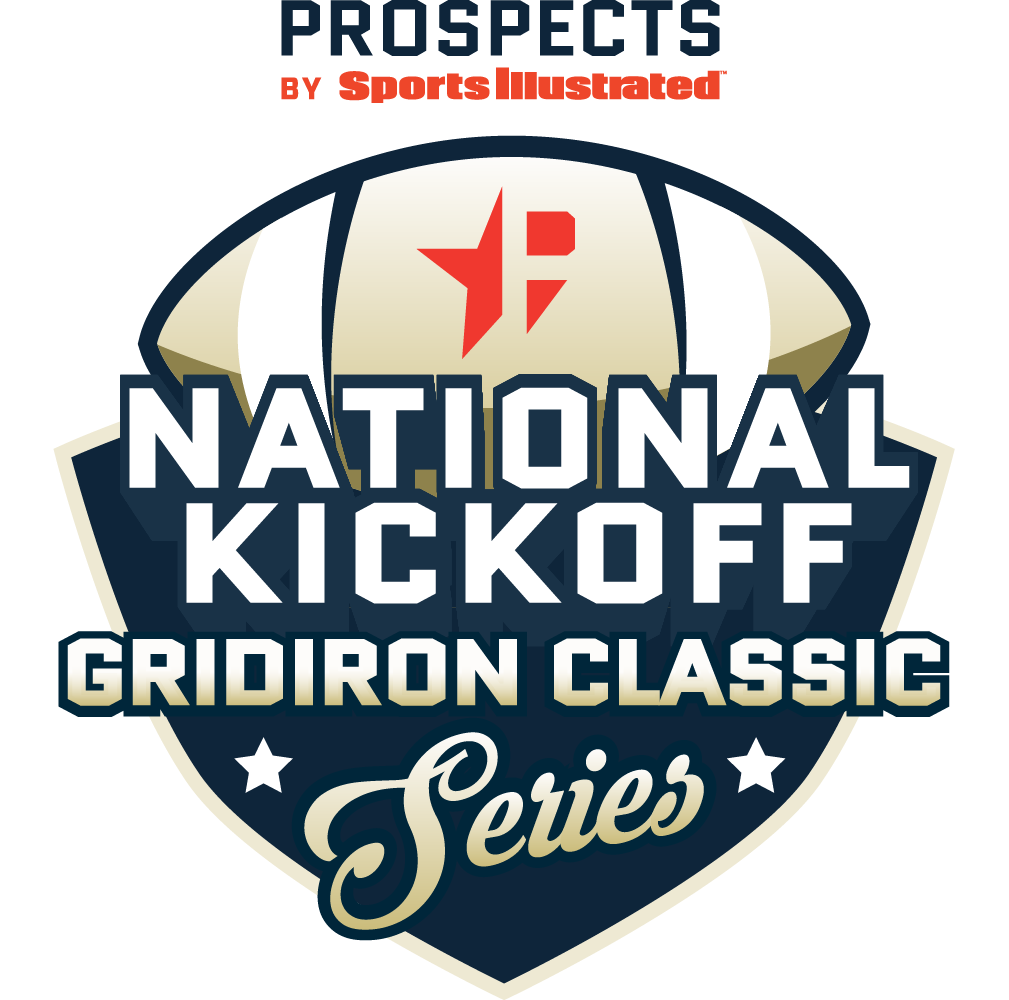 Prospects Gridiron Classic Series National Kickoff logo